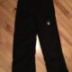 Pantalon chaud Spyder - zip latéral