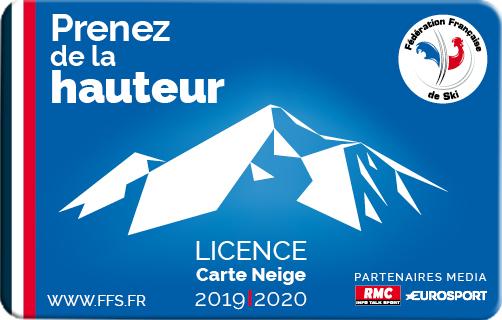 Adhésion Saison 2019-2020 c'est parti !