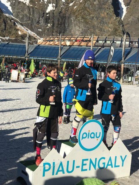 U14 – Geant – Grand Prix de l'ours brun